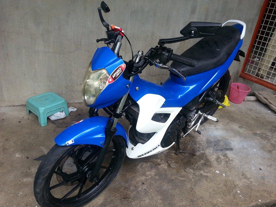 Suzuki Raider R150 2nd Gen