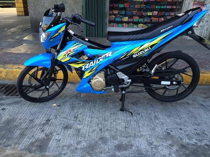 Sticker Design For Motorcycle >> Raider Reborn 2014 Pero 2015 Nakuha - Used Philippines