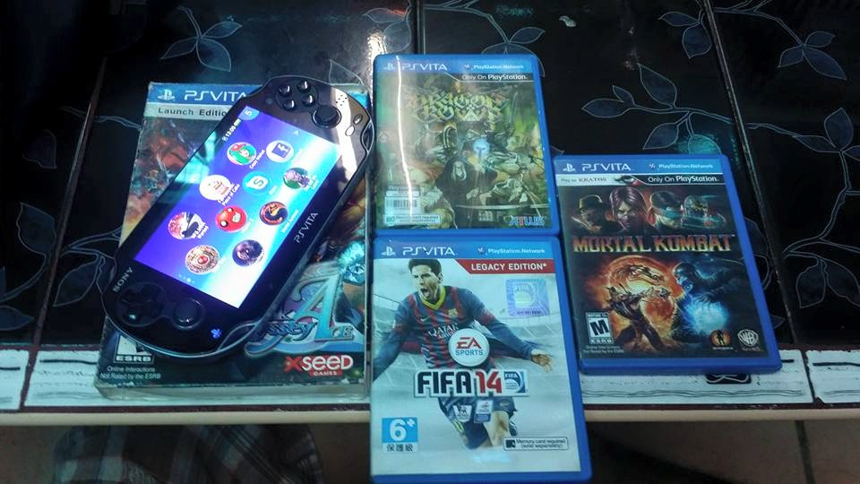 PS VITA PHAT photo