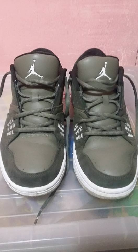 Jordan shoes photo