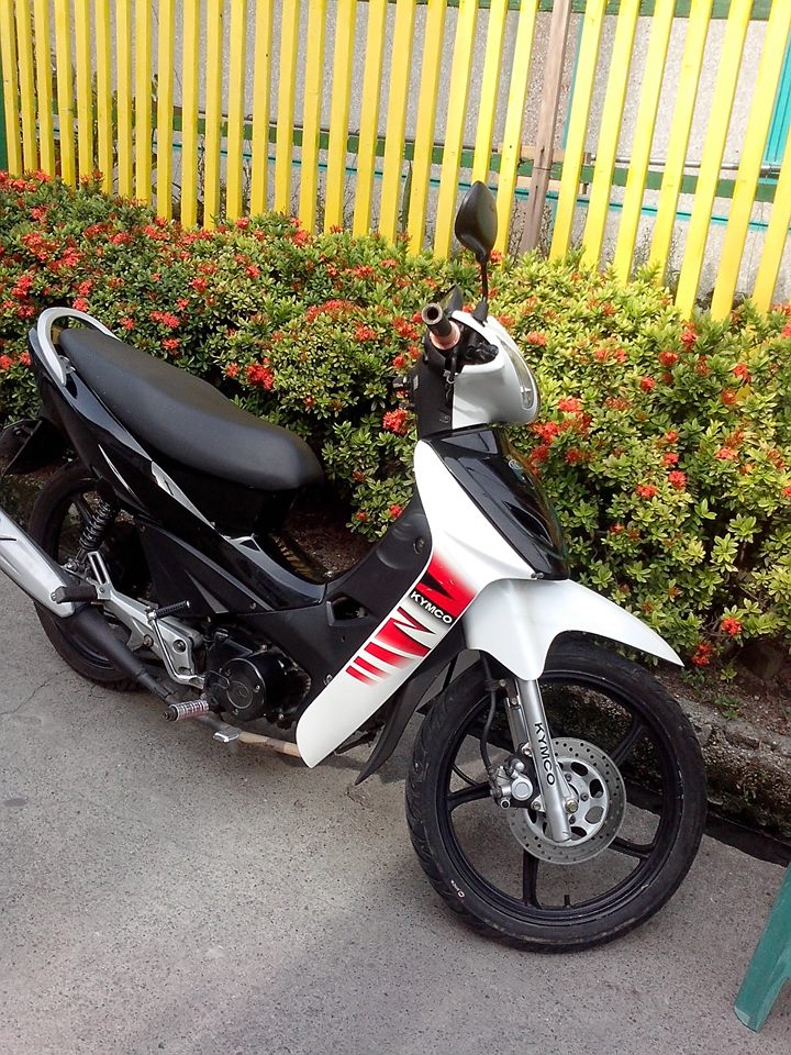 kymco visar motortrade photo