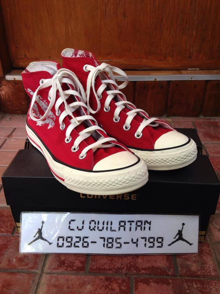 Converse all star complete with og box photo