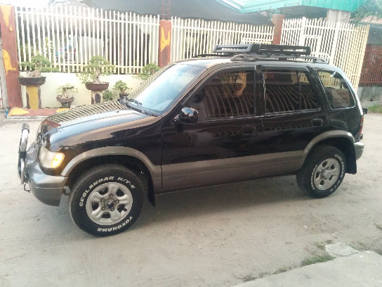 SOLD...........2000 Kia Sportage photo
