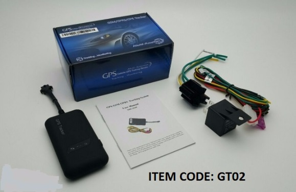 GPS TRACKER CAR VEHICLE MOTORCYCLE GSM GPS TRACKER LOCATOR image 2