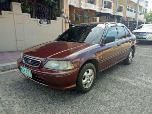 Honda City 1997 - Used Philippines