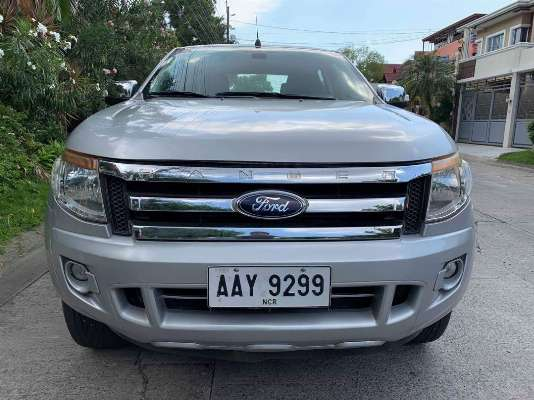 2014 Ford Ranger XLT 4x2 Automatic photo