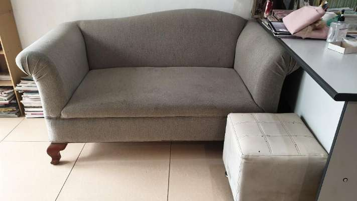 2 seater sofa photo