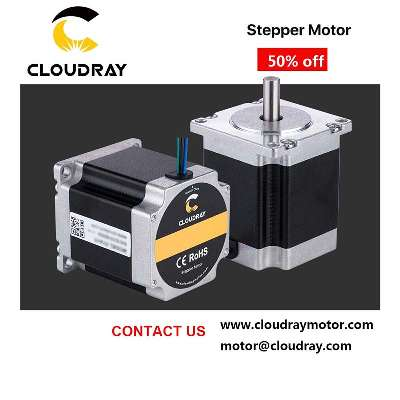 Extruder stepper motor, Extrusion motor photo