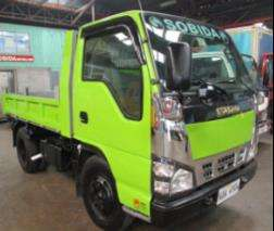 Sobida Isuzu Elf N Series Dump Truck 4x2 6 wheeler photo