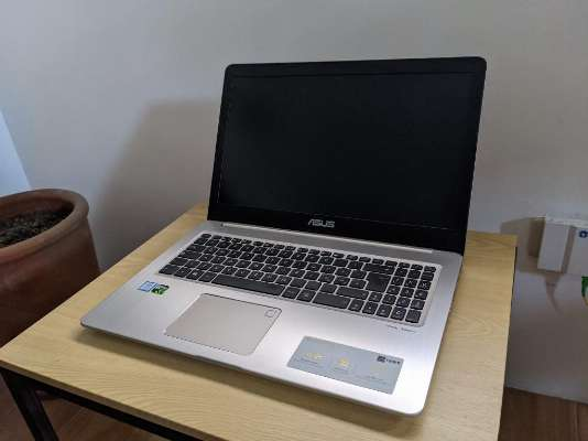Asus Vivobook Pro Core i7 8750H 16GB 512SSD Nvidia GTX1050 4GB photo