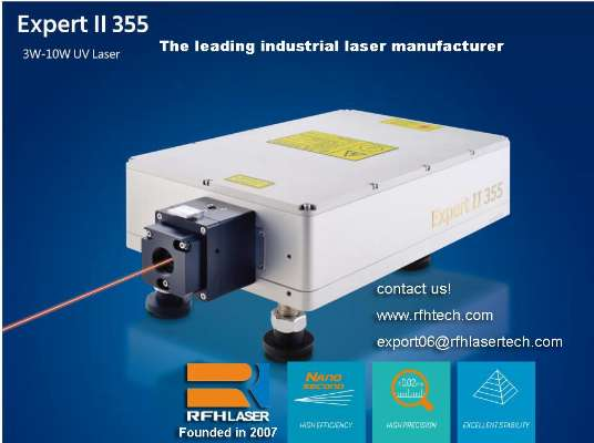 2020 the best 3W 5W UV laser for laser Marking Machine  photo