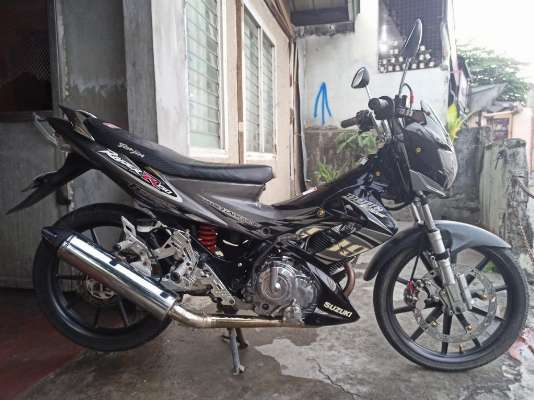 Suzuki Raider 150 2013 photo
