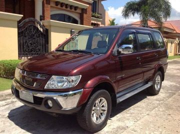 Isuzu crosswind sportivo photo