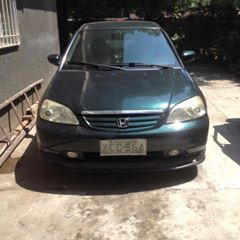 Honda Civic Vti photo