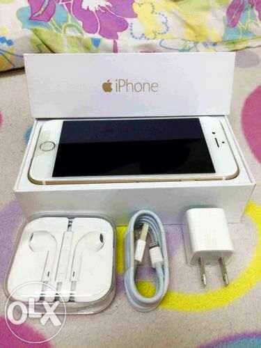 I PHONE 6 GOLD 16GB photo