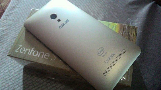 Asus Zenfone 5 Champagne Gold photo