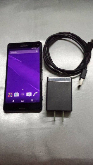 Sony Xperia Z3 Compact Black 16GB LTE Openline & Smooth photo