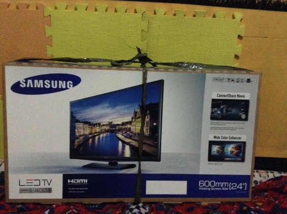 Samsung Led Tv 24 inch photo
