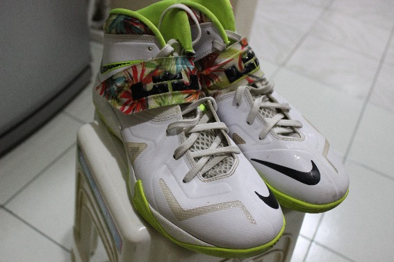 Nike Zoom Soldier VII photo