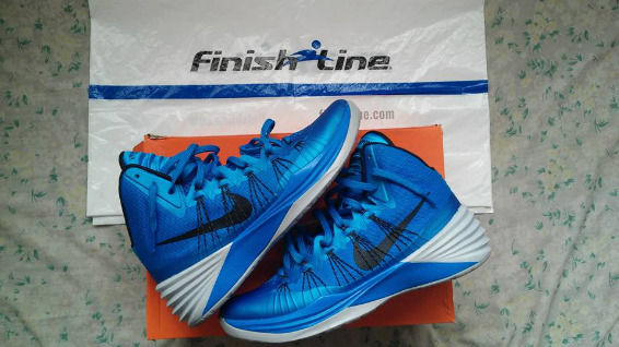 Hyperdunk 2013 Photo Blue photo
