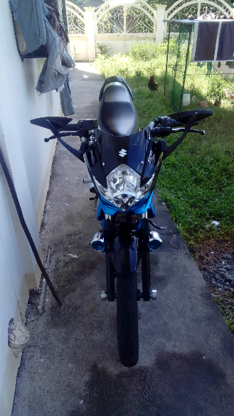 suzuki raider 150 photo