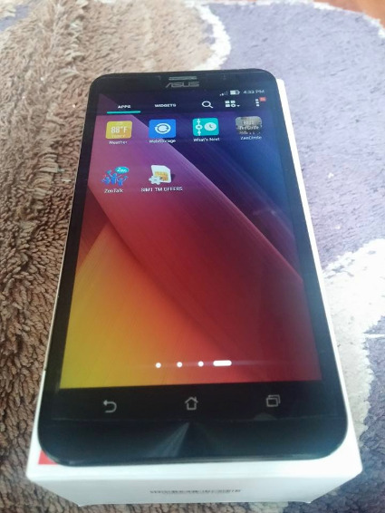 Asus Zenfone2 32gb 4gb ram ( Gold ) photo