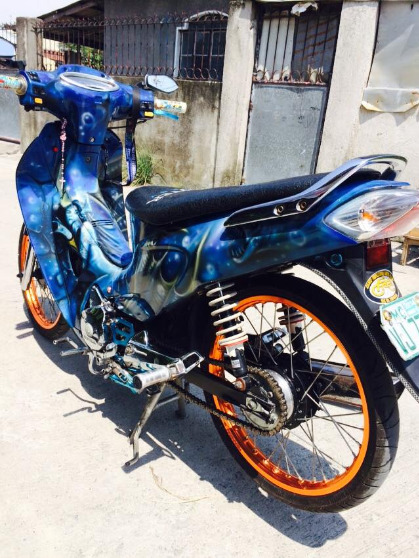 Wave s 125 for sale registered set up photo