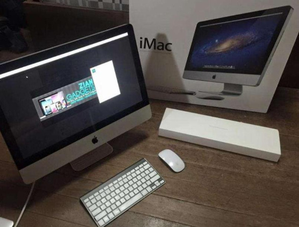 IMac 21.5 Core i5 with Nvidia DDR5 Complete photo