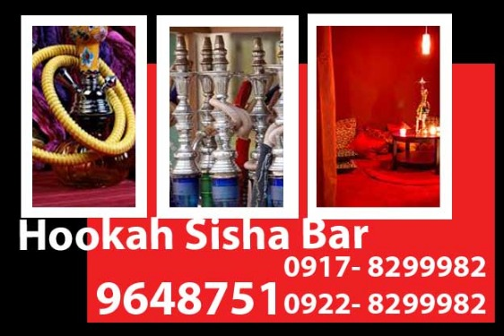 Hookah Shisha Bar Rental photo