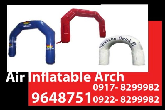 Air Inflatable Arch Rental photo