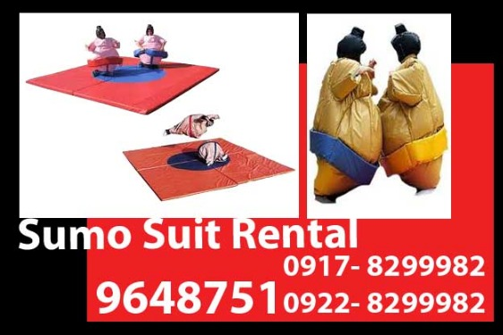 Sumo Suit Rental photo