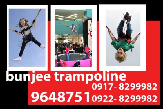 Bungee Trampoline Rental photo