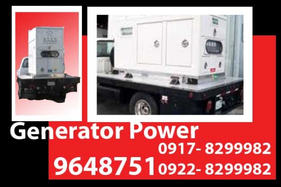 Generator Power Rental photo