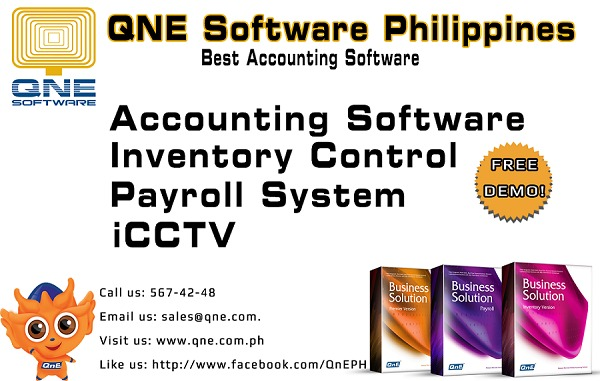 Payroll and Accounting Software QNE photo