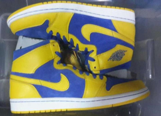 Jordan 1 Laney sz10.5 photo