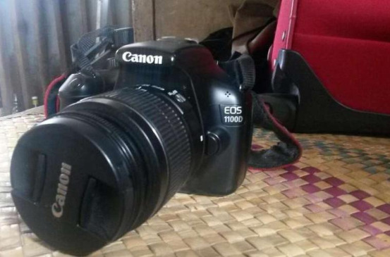 Canon 1100D photo