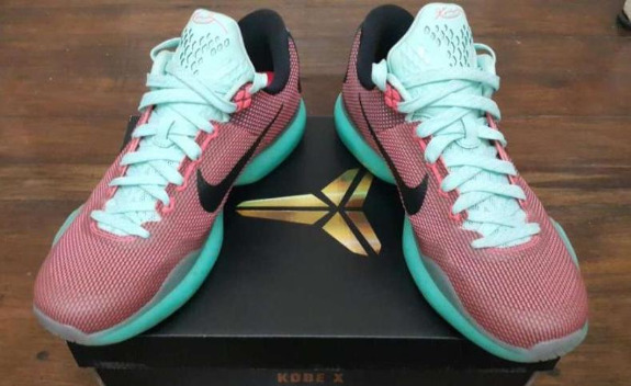 Nike Kobe X 10 Easter Size 9 photo