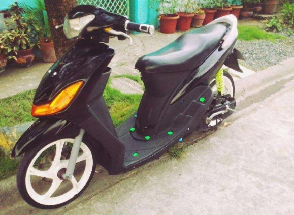 Yamaha Mio Sporty/Amore 2009 photo