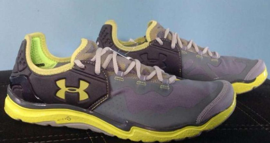 Under Armour Micro G Shoes photo
