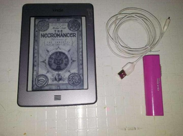 Kindle Touch with extras photo