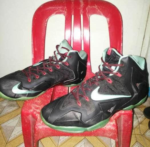 Lebron 11 size 10 photo