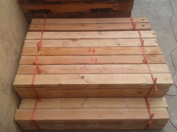 For sale palochina wood, pine wood - Used Philippines