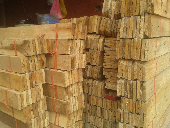 For Sale Palochina Wood Pine Wood Used Philippines