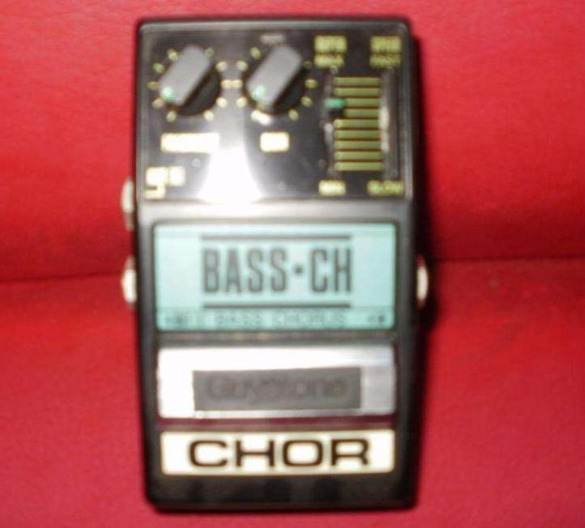 Guyatone Bass Chorus Bass effects image 2