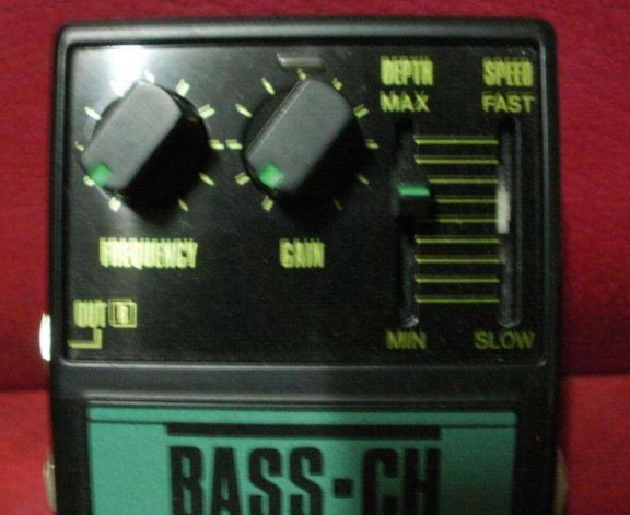 Guyatone Bass Chorus Bass effects image 3