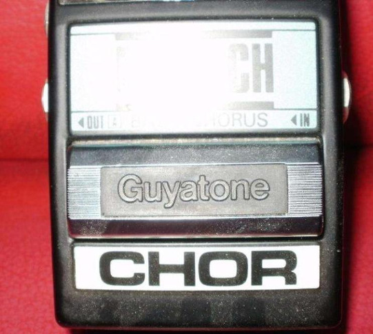 Guyatone Bass Chorus Bass effects image 4