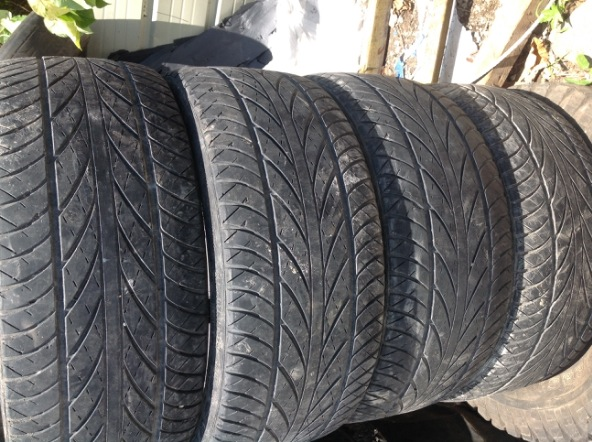 Westlake tires 225/40/18 photo