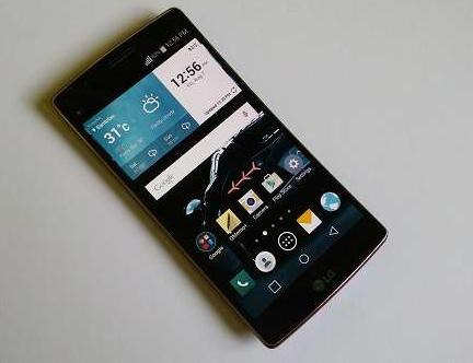 Lg G Flex 2 32gb 4g Lte F510 color red photo