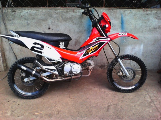 Xrm off-road 125 trinity photo