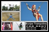 Bungee Trampoline Rental Hire Manila Philippines photo